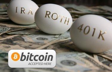 Bitcoins IRA company USA